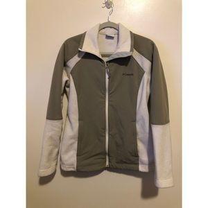 Columbia fleece jacket size L